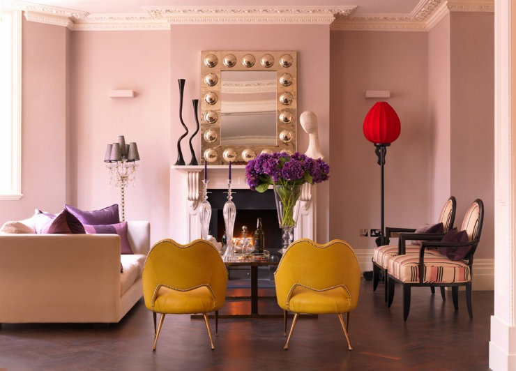 living room 3  Best Interior Designers | Orla Collins living room 3