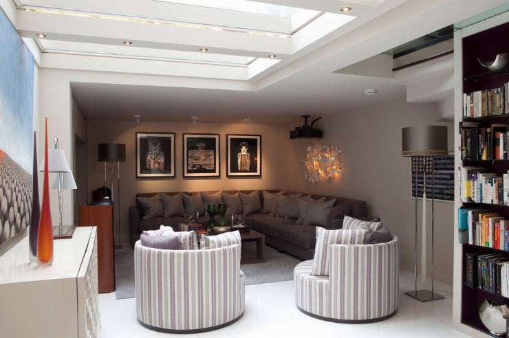 living room  Best Interior Designers | Orla Collins living room1