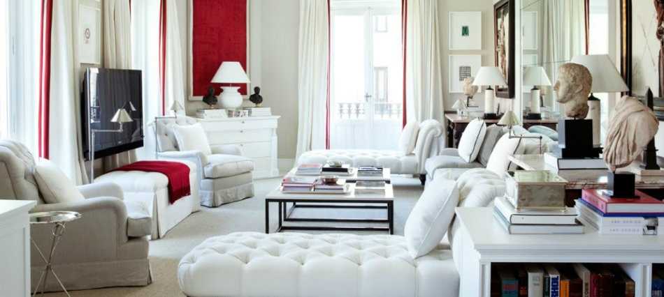 Luis Bustamante – Exclusive Interior Designer based in Madrid – Best ...