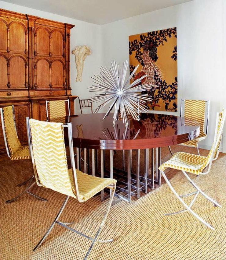 estefania-carrero-dining  Best Interior Designers | Estefania Carrero estefania carrero dining