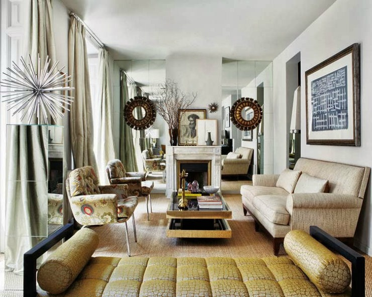 estefania carrero living room 2  Best Interior Designers | Estefania Carrero estefania carrero living room 2