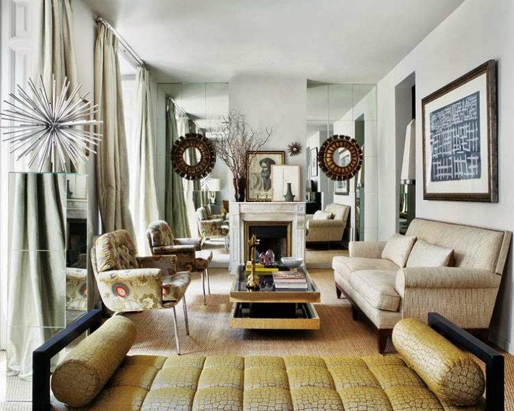 estefania carrero living room 2  Best Interior Designers | Estefania Carrero estefania carrero living room 2