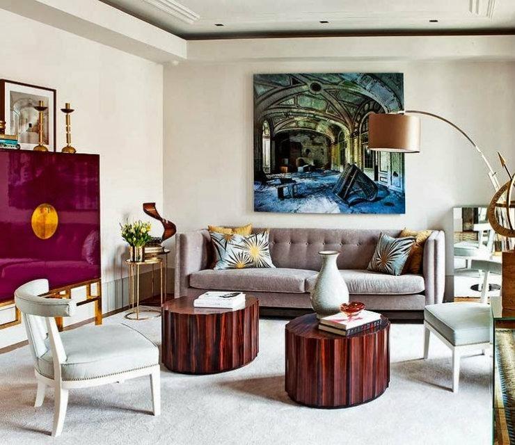 estefania carrero living room  Best Interior Designers | Estefania Carrero estefania carrero living room