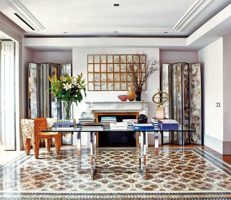 Best interior designers estefania carrero best for International home decor magazines