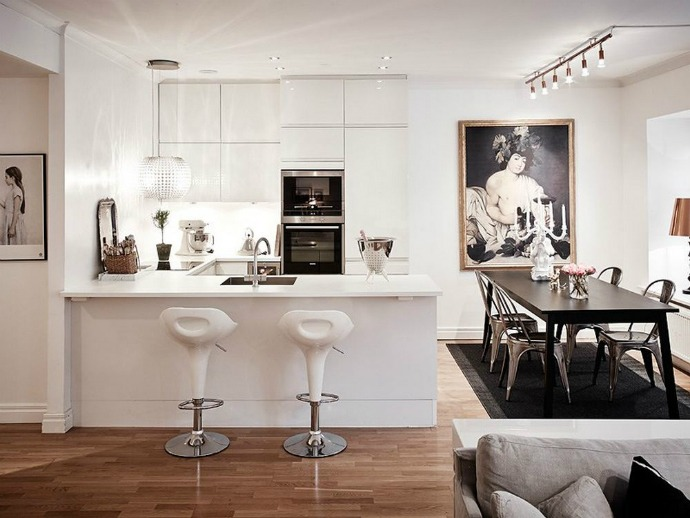 Texture-Diversity- in-a-Retro-Modern-Apartment-2