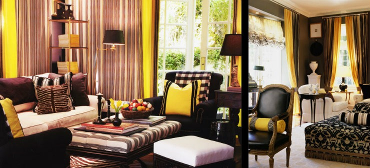 classic_glamour_3 mary mcdonald Best Interior Designers | Mary McDonald classic glamour 3