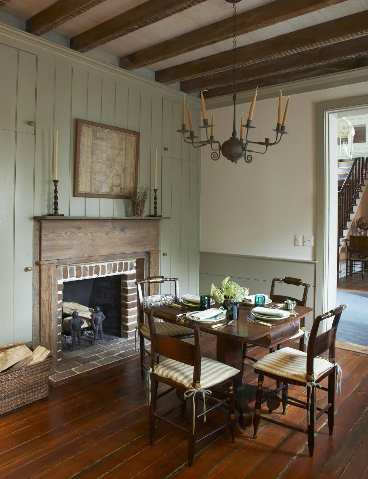 100 decorating tips from best interior designers - Gil Schafer