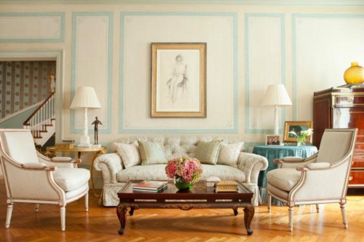 100 decorating tips from best interior designers -  Sallie Giordano