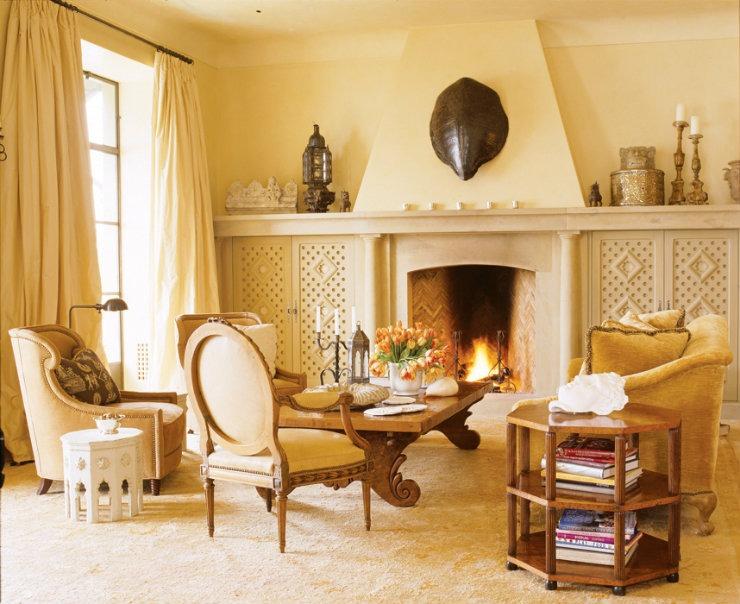 100 decorating tips from best interior designers -  Stephen Shubel