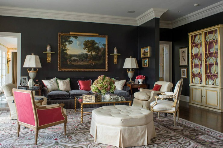Richard Keith Langham  100 Decorating Tips From Best Interior Designers 4/10 Richard Keith Langham