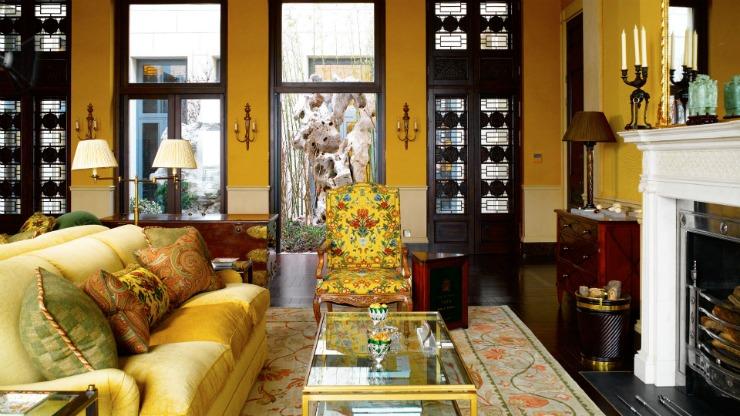 Nina Campbell 5  Best Interior Designers | Nina Campbell Nina Campbell 5
