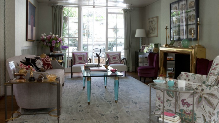 Nina Campbell 8  Best Interior Designers | Nina Campbell Nina Campbell 8