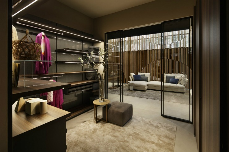 ... designs Molteni's new Tokyo flagship store  Best Interior Designers