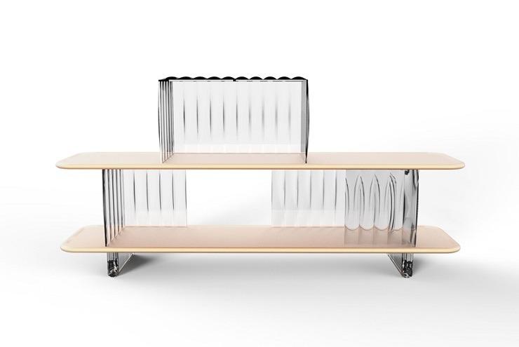 best-interior-designers-patricia-urquiola-dewey-bookshelf-kartell  Milan Design Week 2015:  Patricia Urquiola for Kartell best interior designers patricia urquiola dewey bookshelf kartell