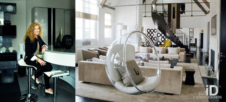 10 best interior designers in Europe - Kelly Hoppen interior designers in europe Top 10 Interior Designers in Europe kelly hoppen