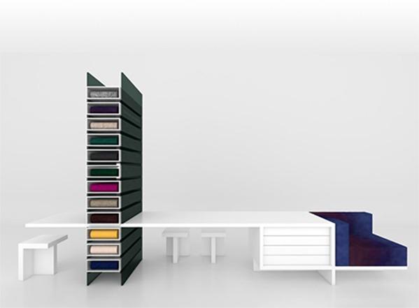 01-2  Raf Simons x Glenn Sestig Architects 01 2