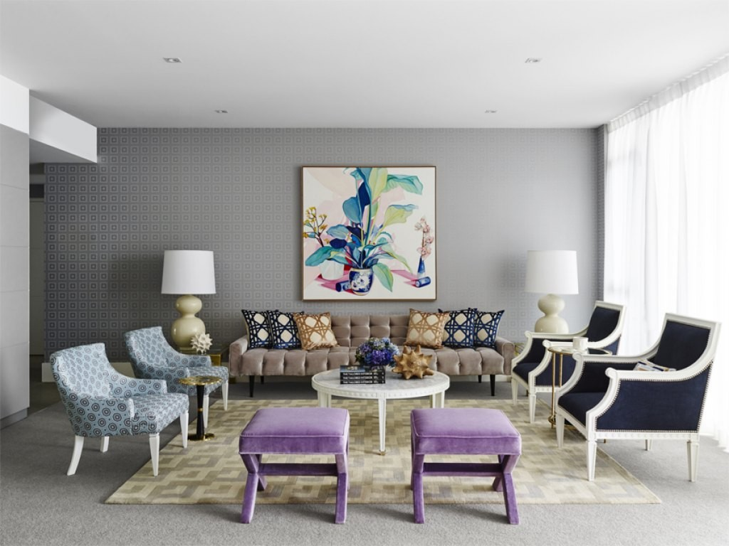 Greg Natale's Tailored Interior  25 Best Interior Design Projects by Greg Natale 01 768 2 1024x768