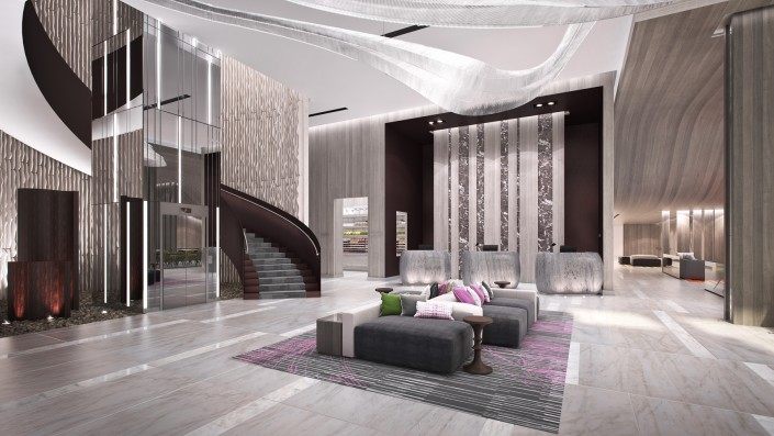 1-Marriott-Hotel-Signature-Residences3.jpg3  II BY IV Design Top 3 Projects 1 Marriott Hotel Signature Residences3