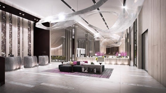 2-Marriott-Hotel-Signature-Residences3  II BY IV Design Top 3 Projects 2 Marriott Hotel Signature Residences3 e1432028710563
