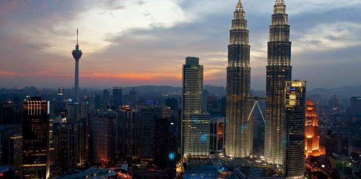 Robert Bilkey Top Project: Grand Hyatt Kuala Lumpur