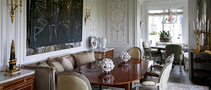 A Hint of Versailles on Central Park South_04  A Hint of Versailles on Central Park South interior designer by  Michael S. Smith A Hint of Versailles on Central Park South 04 700x300
