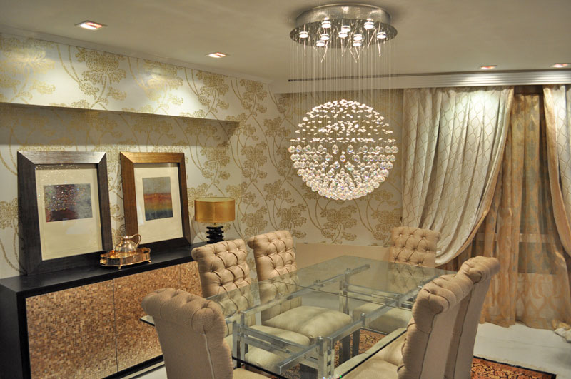 A spanish interior designer in qatar toscana venture for Interior design qatar