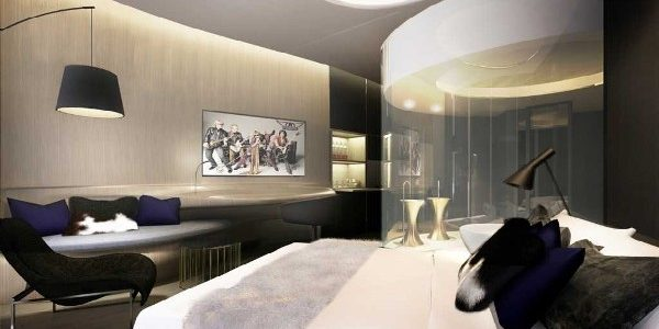 DWP Top Project: Hard Rock Hotel Dubai  DWP Top Project: Hard Rock Hotel Dubai AE 09 1010 Hard Rock Hotel Dubai 3600