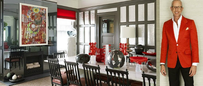 Best Interior Designers | Jamie Drake
