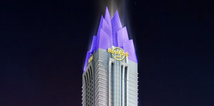 DWP Top Project: Hard Rock Hotel Dubai