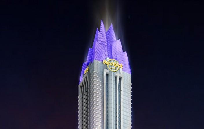 DWP Top Project: Hard Rock Hotel Dubai