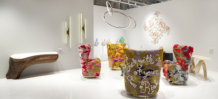 Highlights from from Collective Design Fair, NY-1