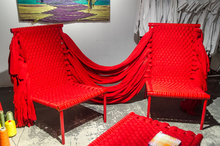 Highlights from from Collective Design Fair, NY-11