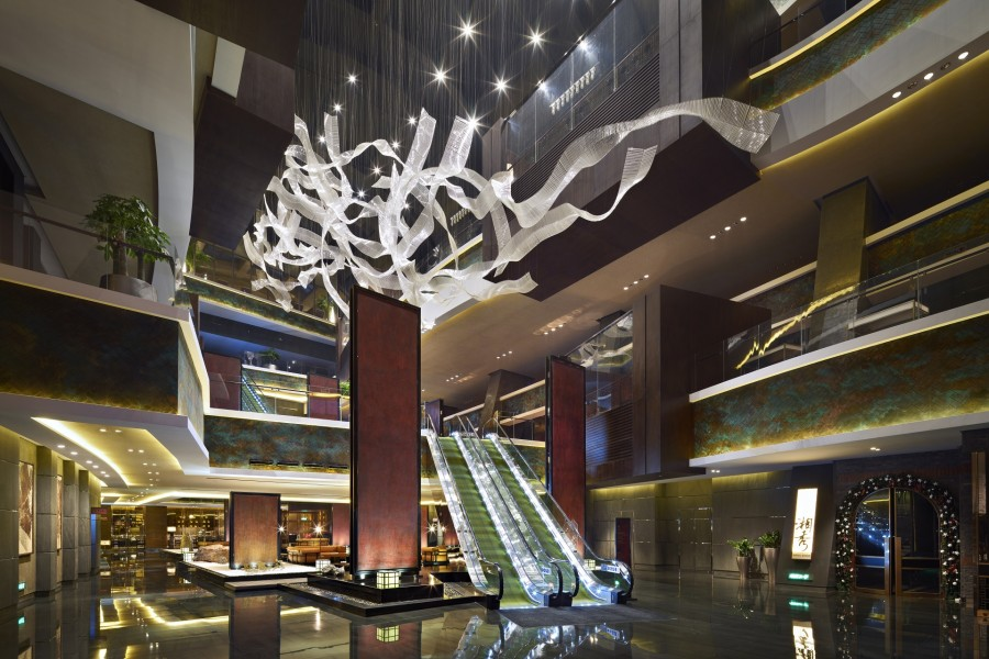 InterContinental Changsha3  InterContinental Changsha – Design by Willson Associates InterContinental Changsha3