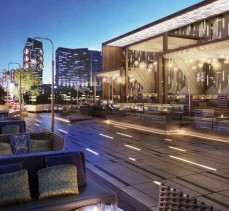 Omnia Las Vegas by Rockwell Group