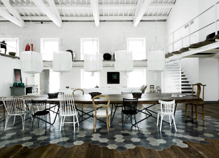 Paola-Navone-Industrial-Style-Conversion  Best interior designers speaking during M&O Americas! Paola Navone Industrial Style Conversion