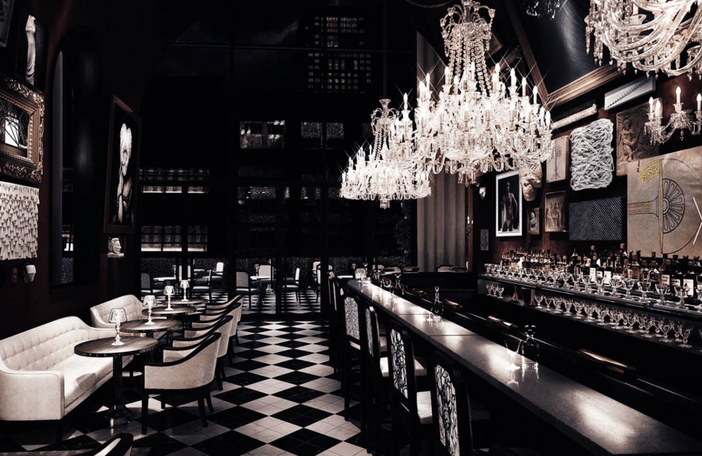 Patrick-Gilles-And-Dorothée-Boissier-Design-First-Baccarat-Hotel-In-NYC2  Baccarat Hotel by Gilles & Boissier Patrick Gilles And Doroth  e Boissier Design First Baccarat Hotel In NYC2 1024x665