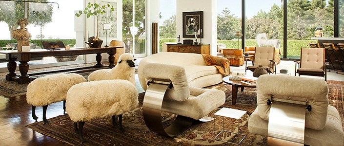 Top 10 Interior Designers In Los Angeles California F