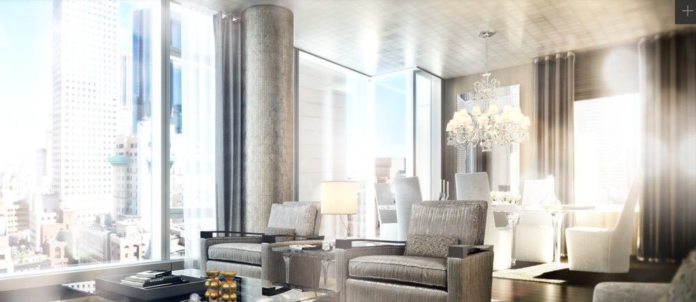Baccarat Hotel by Gilles & Boissier