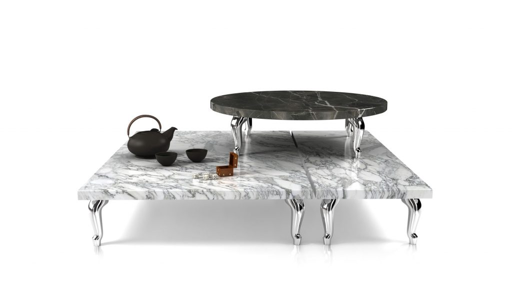 Bassotti Center Table  Top Furniture Brands | MOOOI bassotti 03 forweb 1024x577