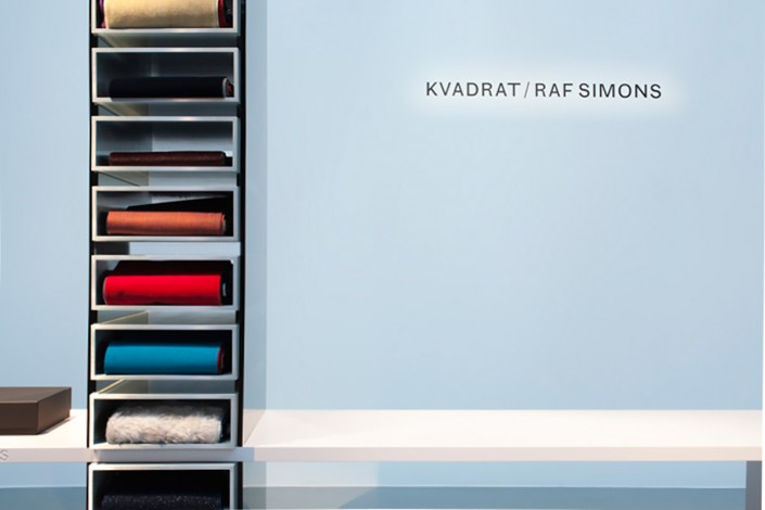 Raf Simons x Glenn Sestig Architects