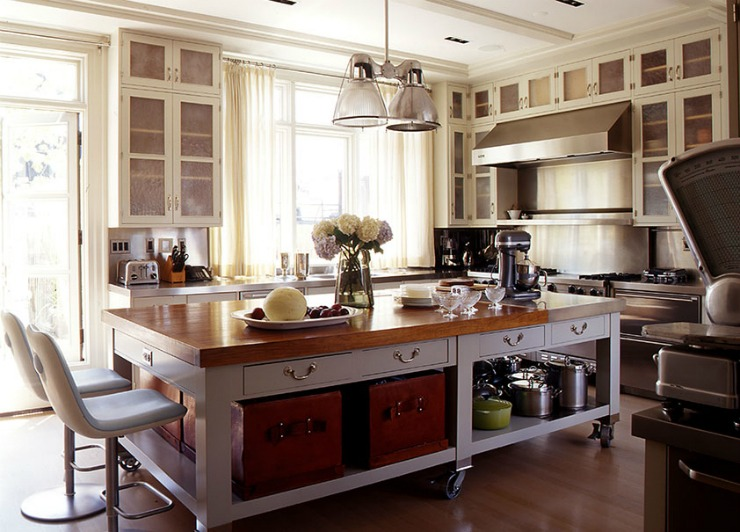 10 Kitchen ideas from Best Interior Designers thomas o'brien  10 Kitchen ideas from Best Interior Designers 10 Kitchen ideas from Best Interior Designers thomas obrien