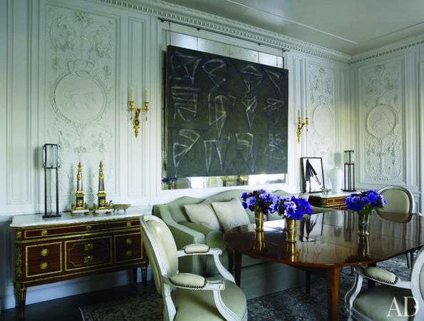 Michael Smith Awarded Interior Designer