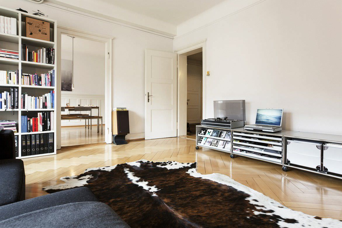 50th anniversary of haller modular furniture usm4 705x300 50th anniversary of haller modular. Black Bedroom Furniture Sets. Home Design Ideas