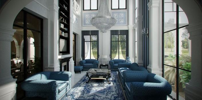 Best Interior Designer * Mostafa Saber