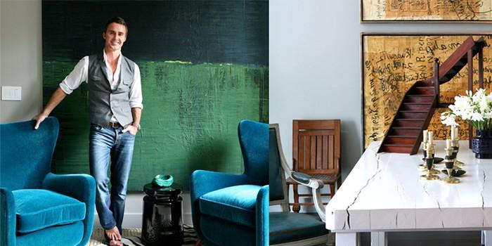 Best Interior DesignerAntony Todd