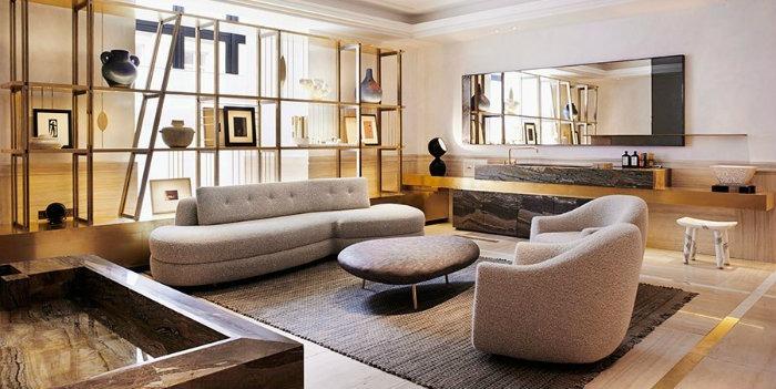 Best Interior Designers | Charles Zana