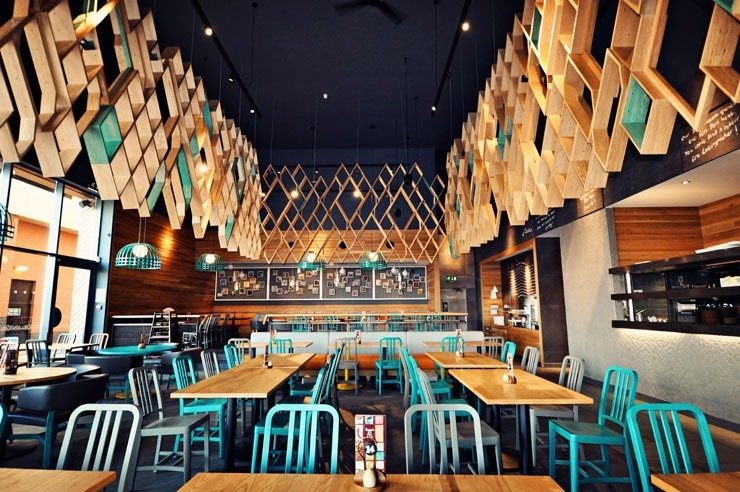 Best Interior Designers Top restaurant designs-Blacksheep - Nandos in Ashford  Best Interior Designers: Top 10 restaurant designs Best Interior Designers Top restaurant designs Blacksheep Nandos in Ashford