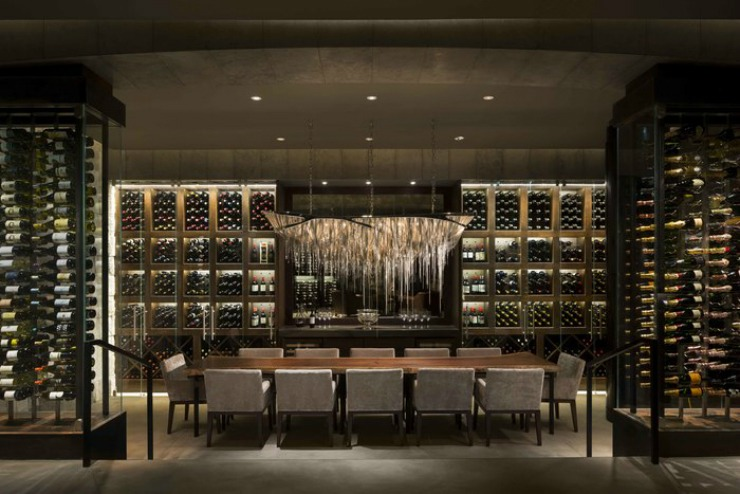 Best Interior Designers Top restaurant designs-HOK - La Cava in United Arab Emirates  Best Interior Designers: Top 10 restaurant designs Best Interior Designers Top restaurant designs HOK La Cava in United Arab Emirates