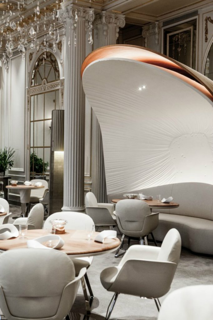 Best Interior Designers Top restaurant designs-Jouin Manku - Alain Ducasse au Plaza Athénée France 2  Best Interior Designers: Top 10 restaurant designs Best Interior Designers Top restaurant designs Jouin Manku Alain Ducasse au Plaza Ath  n  e France 2