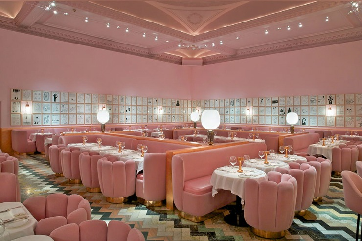 Best Interior Designers Top restaurant designs - gallery at sketch india mahdavi  Best Interior Designers: Top 10 restaurant designs Best Interior Designers Top restaurant designs gallery at sketch india mahdavi